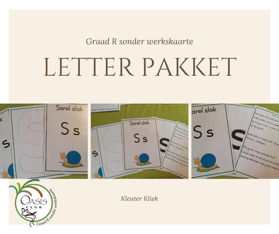 Letter pakket advertensie 2